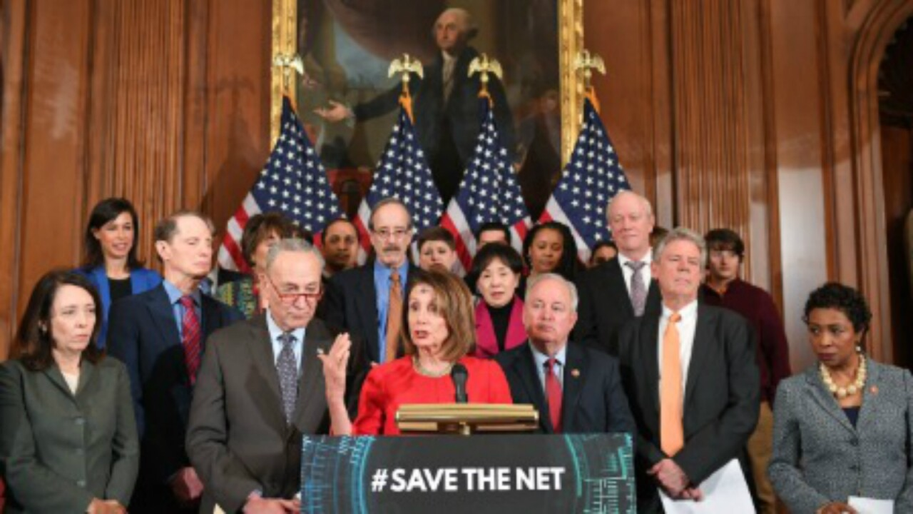 House votes to restore net neutrality rules