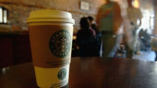 You can get a free Starbucks coffee today