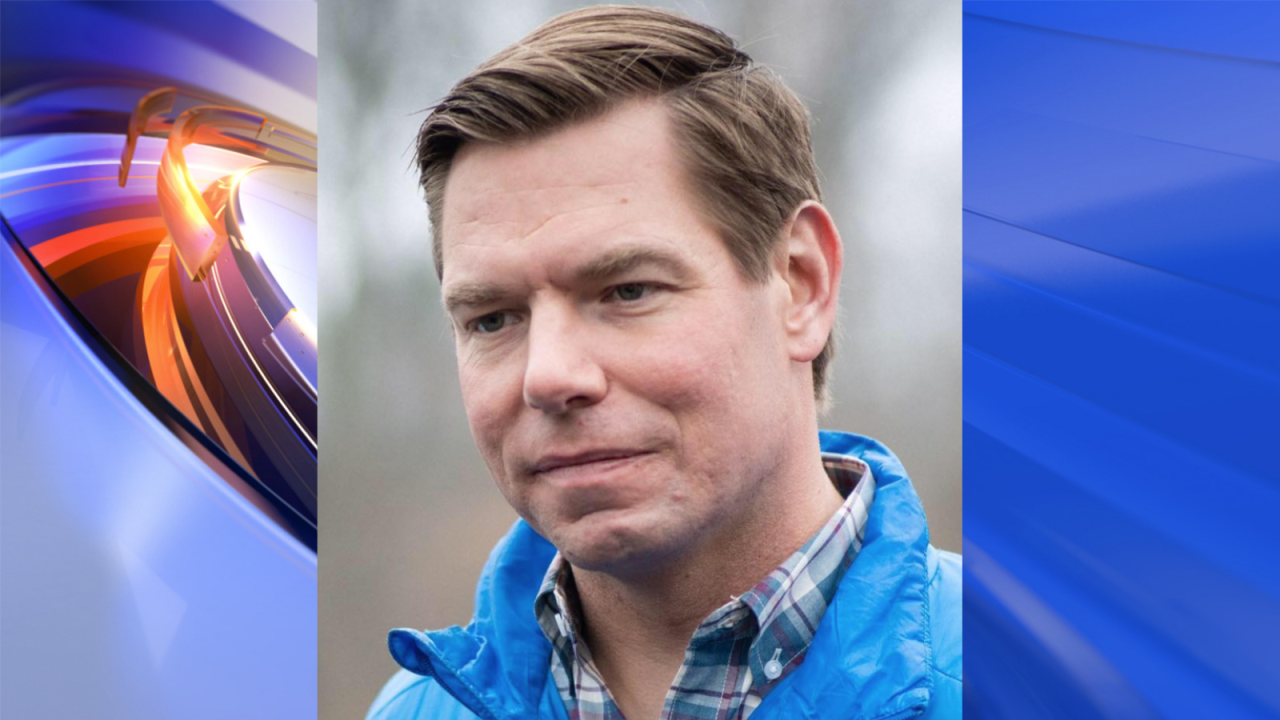 Eric Swalwell announces 2020 presidential bid