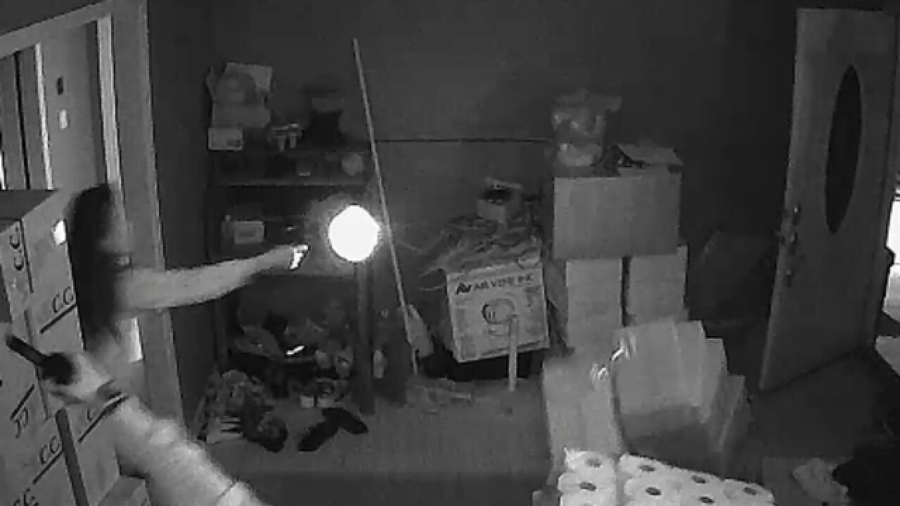 VIDEO: Woman shoots at home invasion suspects