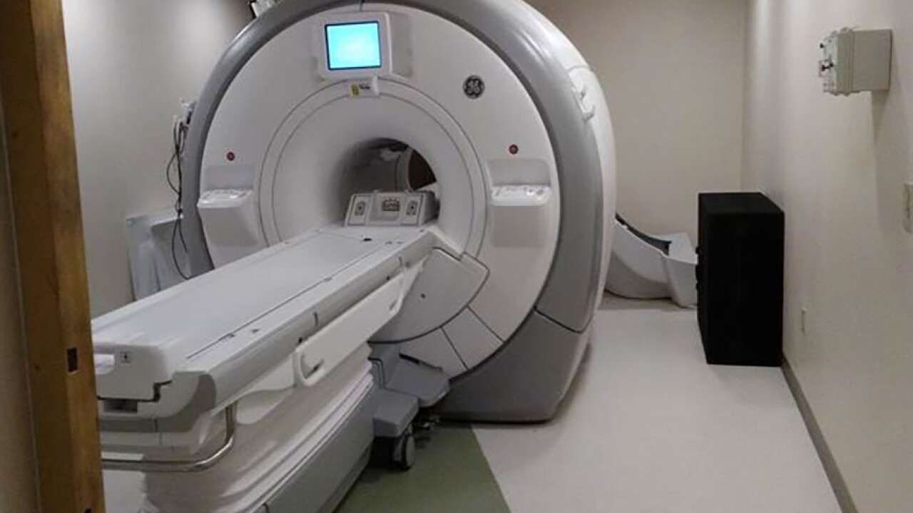 The GE Discovery MR750 3T scanner on Purdue's campus will be used to evaluate the efficacy of an alternative therapy Hoosier veterans with traumatic brain injury are participating in.