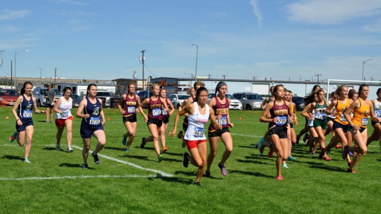 Dawson Community College Cross Country