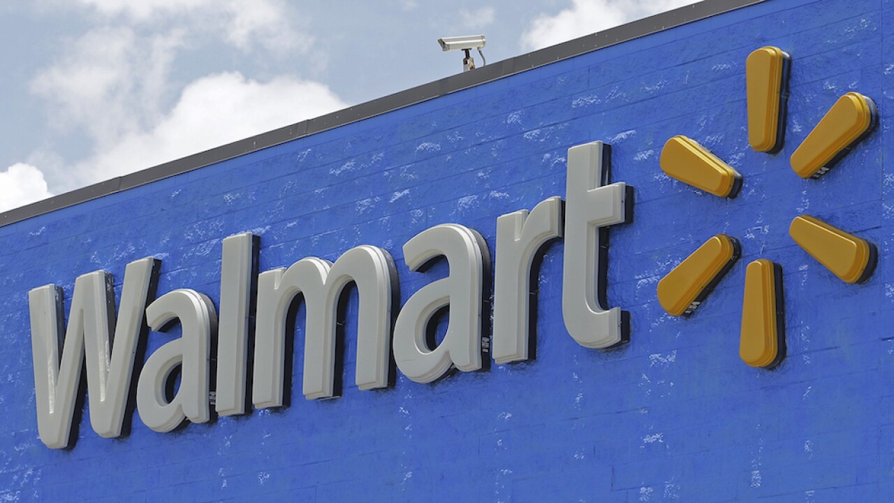Couple wore masks with swastikas to Minnesota Walmart