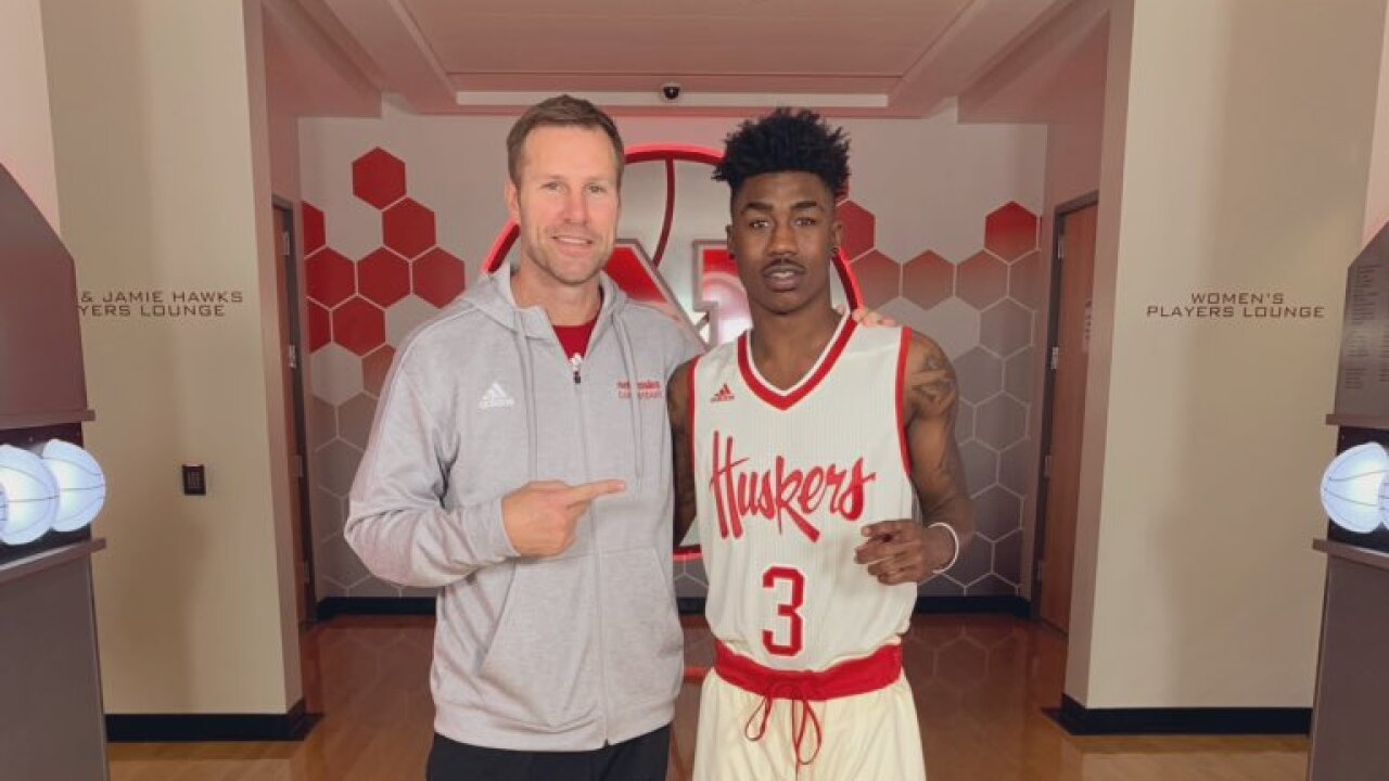 cam mack with fred hoiberg