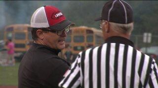 Lowell HS football coach, Noel Dean,retires