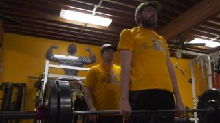 In or outside the gym, Anaconda power lifters not letting disability hold them back