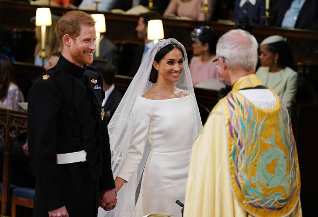 Royal Wedding: Prince Harry and Meghan Markle tie the knot