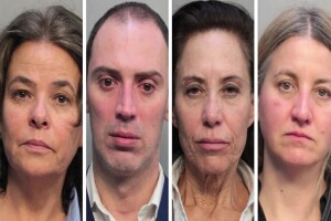 4 American Airlines flight attendants arrested at Miami's airport