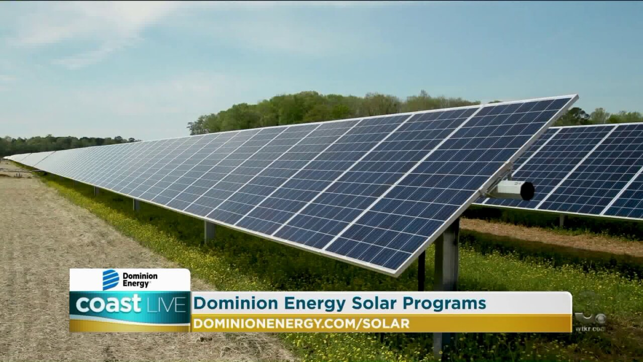 A clean energy initiative powered by the sun on CoastLive