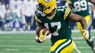 Packers' Davante Adams to miss out on Monday's game against Atlanta Falcons