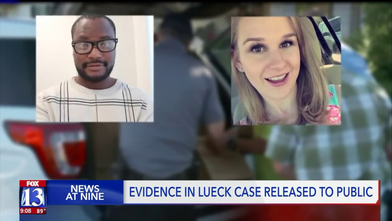 New documents outline evidence in MacKenzie Lueck murder investigation