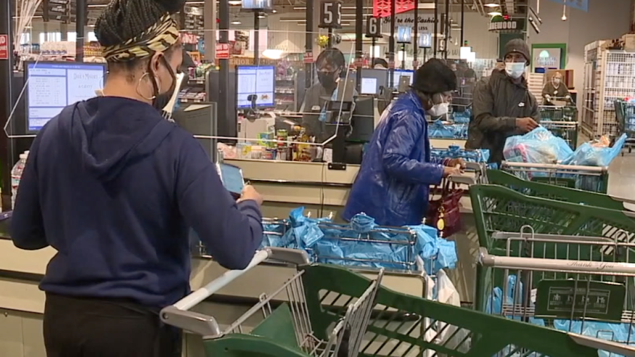 In-Depth: N.E. Ohio grocery workers believe they should be part of the state vaccine plan