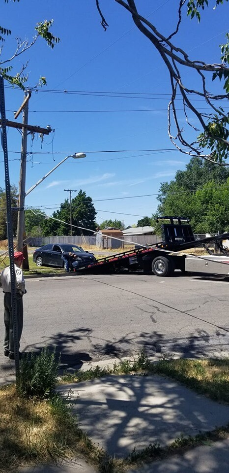 Photos: Tooele Police: Man in custody after fleeing, crashing, stealing truck, ending in SWAT response