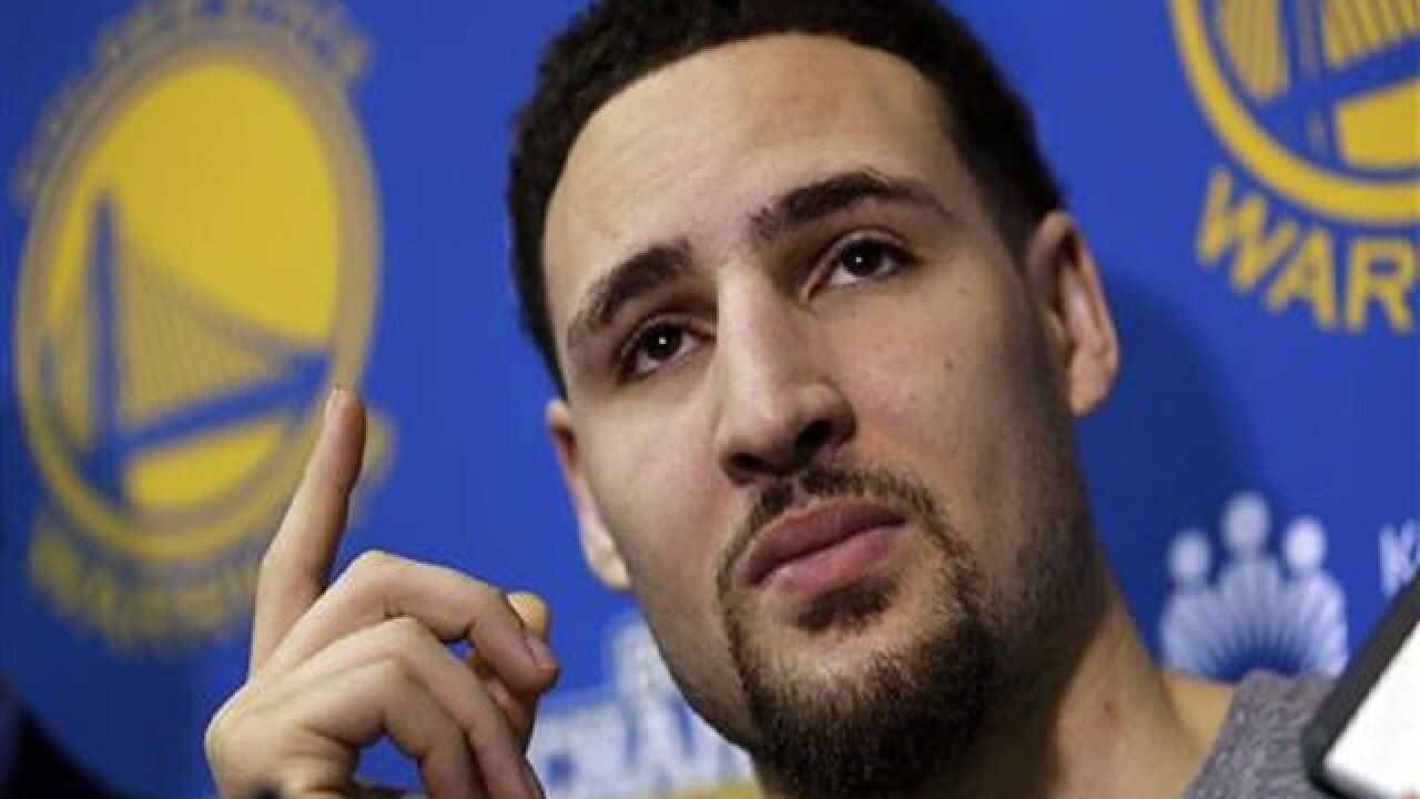Disappointed Warriors vow to get back to NBA Finals stage