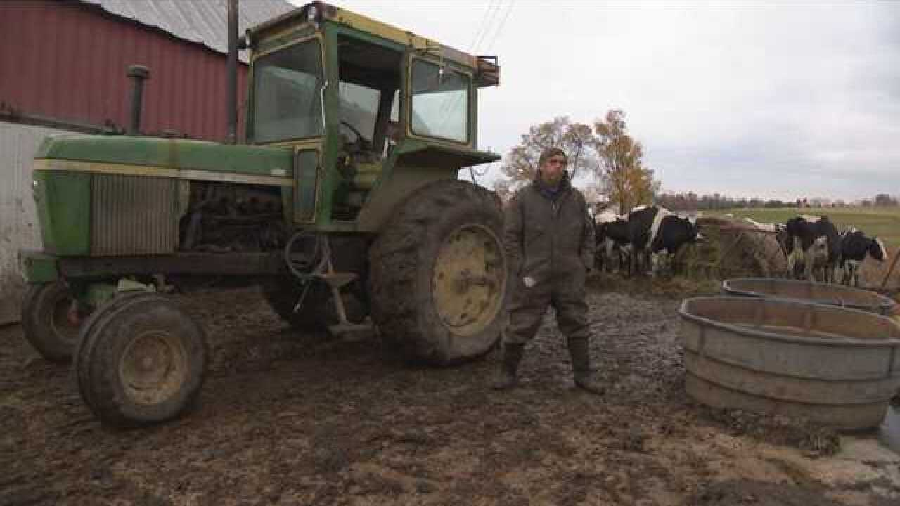 Uncertain future has farmers taking own lives