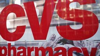 CVS Pharmacy delivering prescriptions