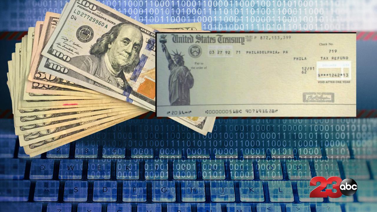 Stimulus Fraud, Computer Fraud, Cyber-Fraud