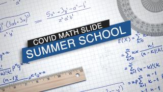 COVID Math Slide