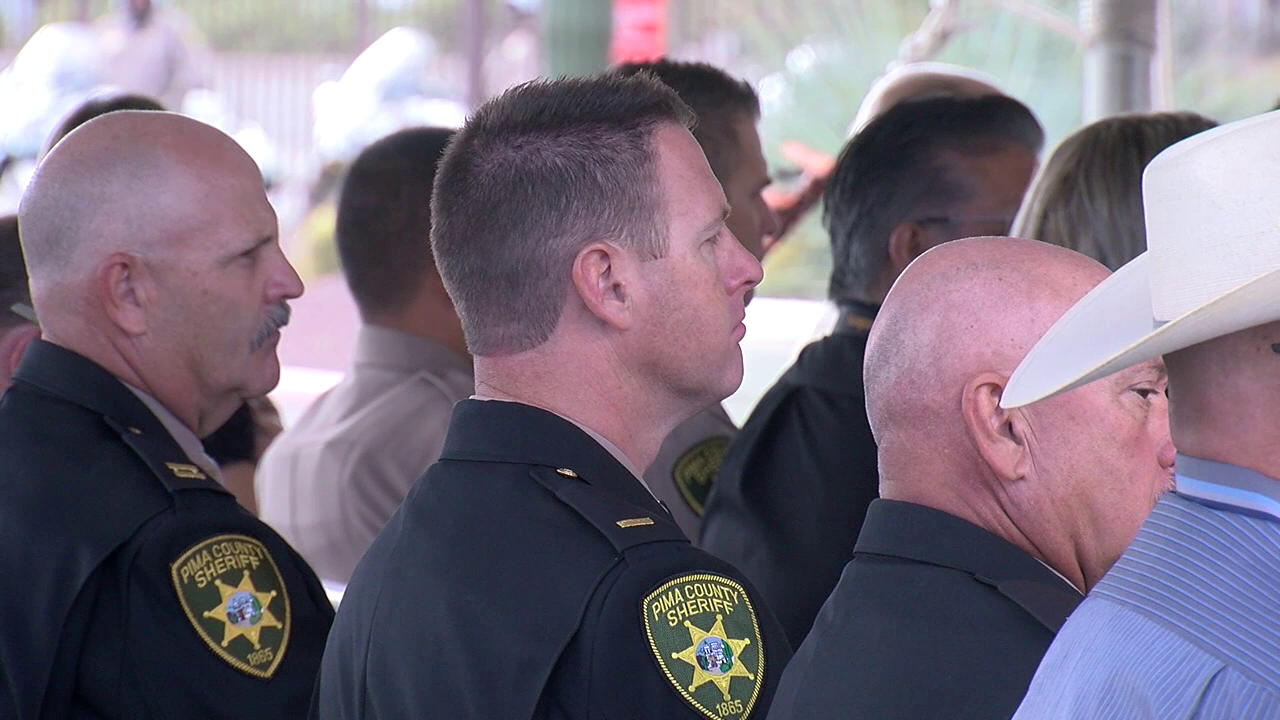 PCSD honors fallen officers