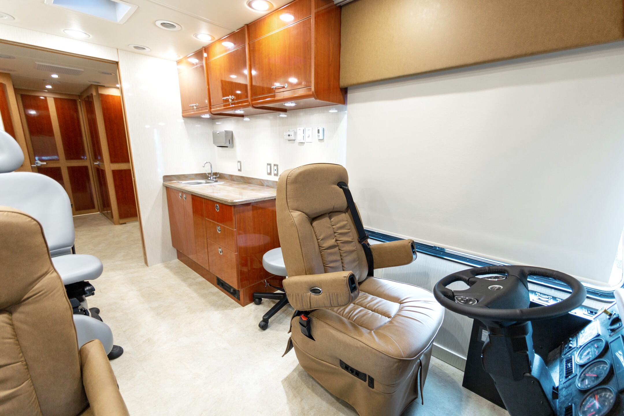 Photos: Huntsman Cancer Institute rolls out new mobile screening and educationbus