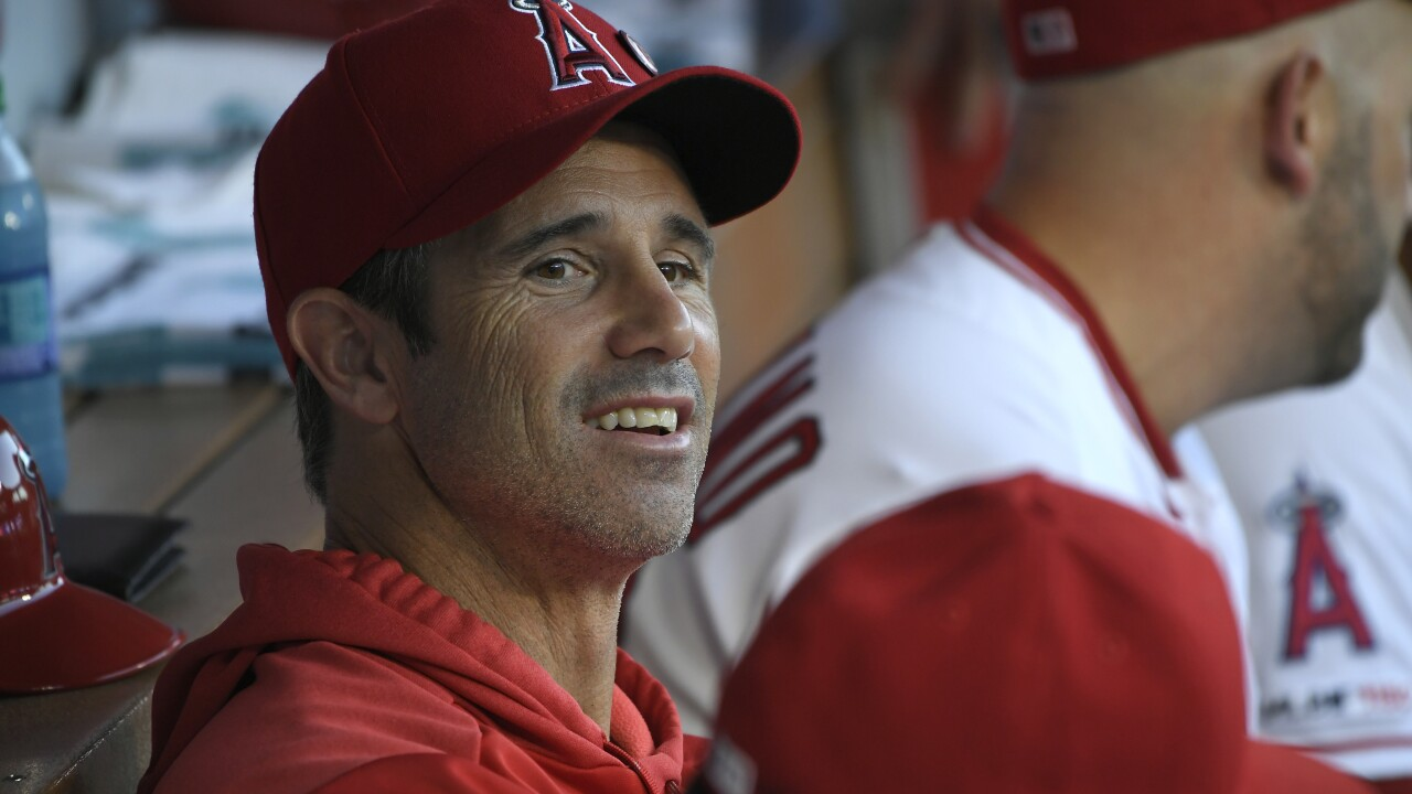 Angels fire former Tigers manager Brad Ausmus after one season