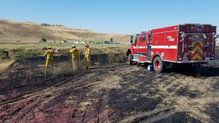 McMillan Fire in Shandon fully contained