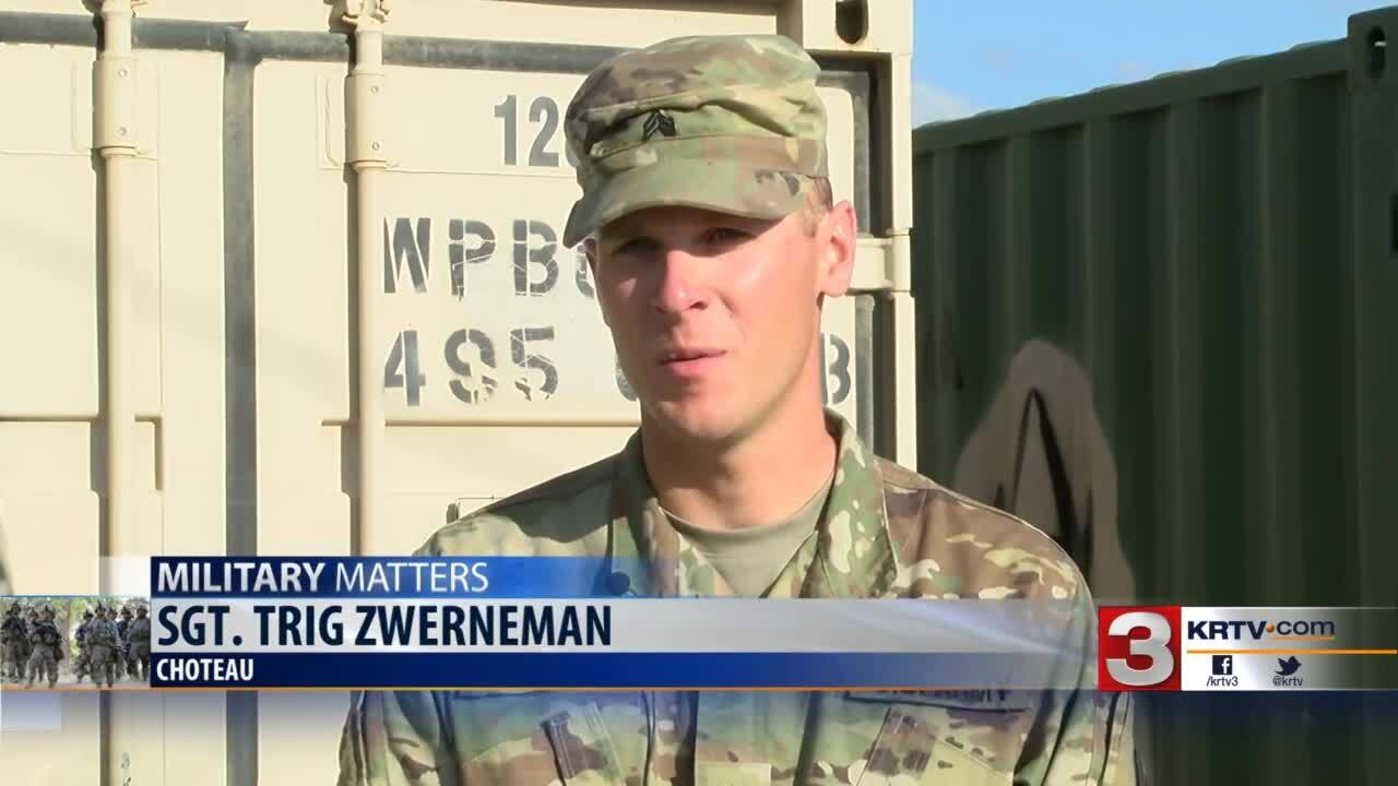 Montana Army National Guard steps up for Crow veterans