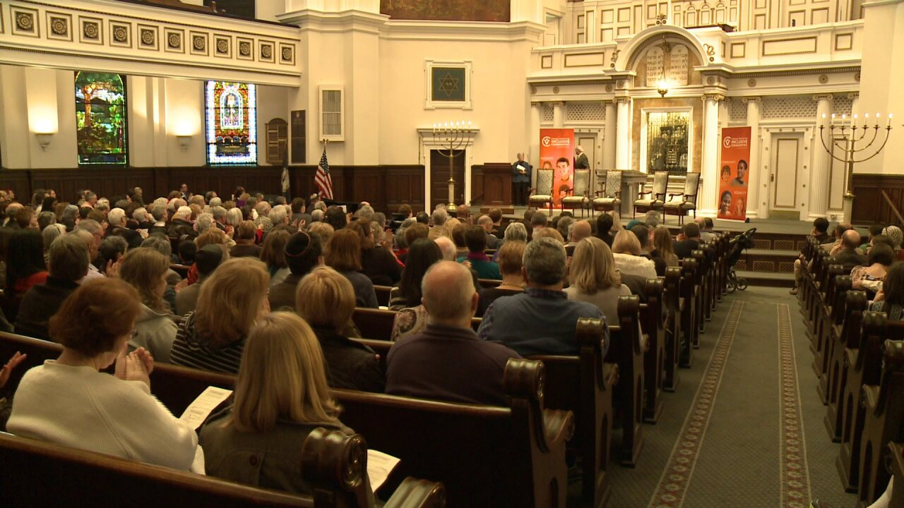 Religious, political leaders share message of unity during turbulenttimes