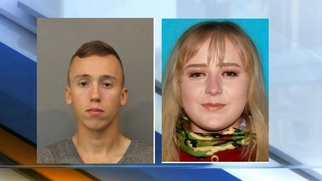 Amber Alert issued for Indiana teen, family fears accused stalker may be involved