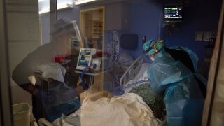 Virus Outbreak COVID-19
