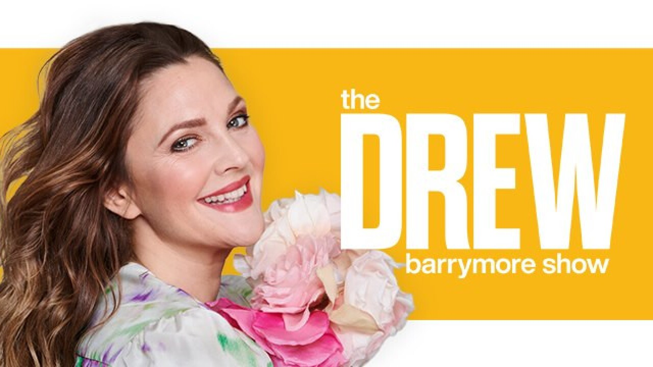 The Drew Barrymore Show' starts Sept. 14 on FOX 17