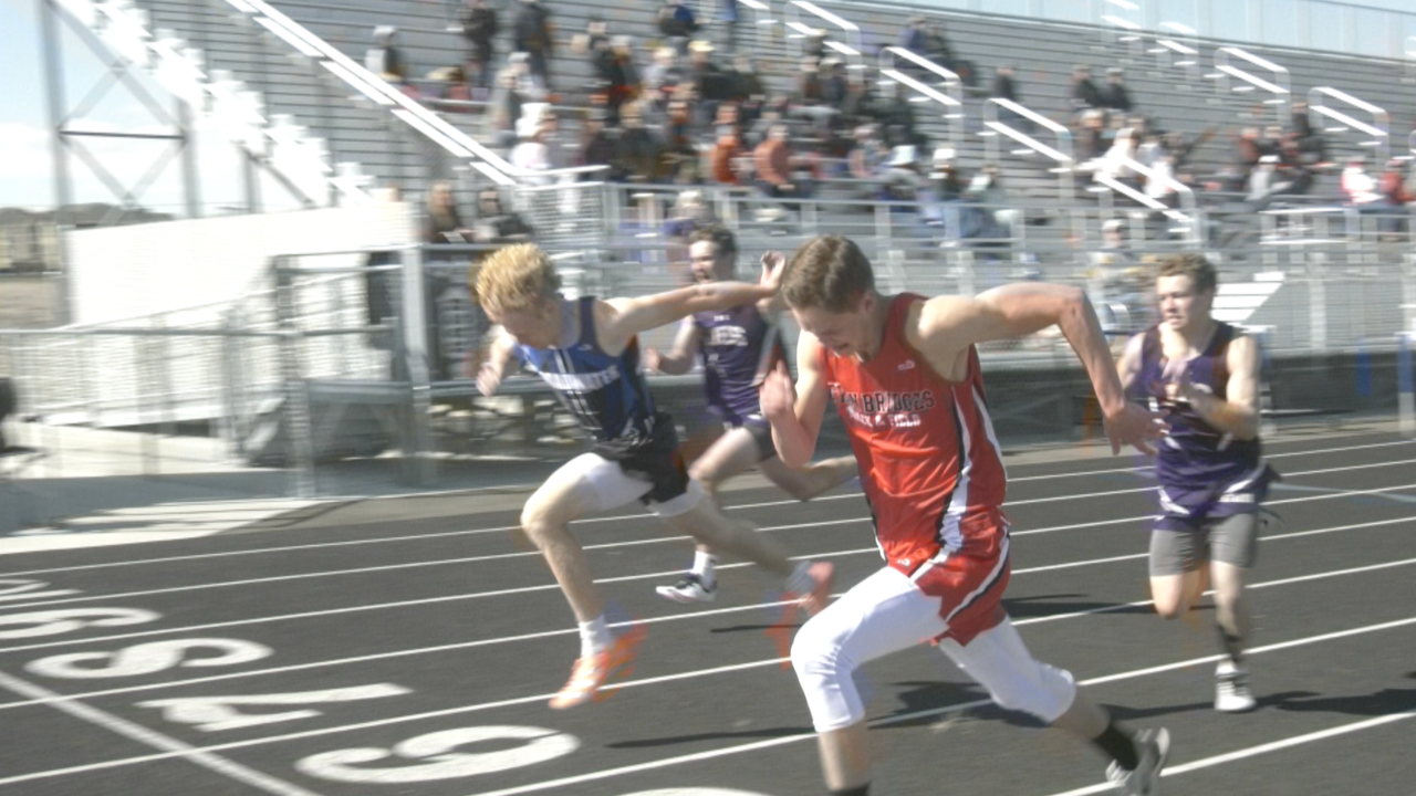 Results: Manhattan Christian Track and Field meet
