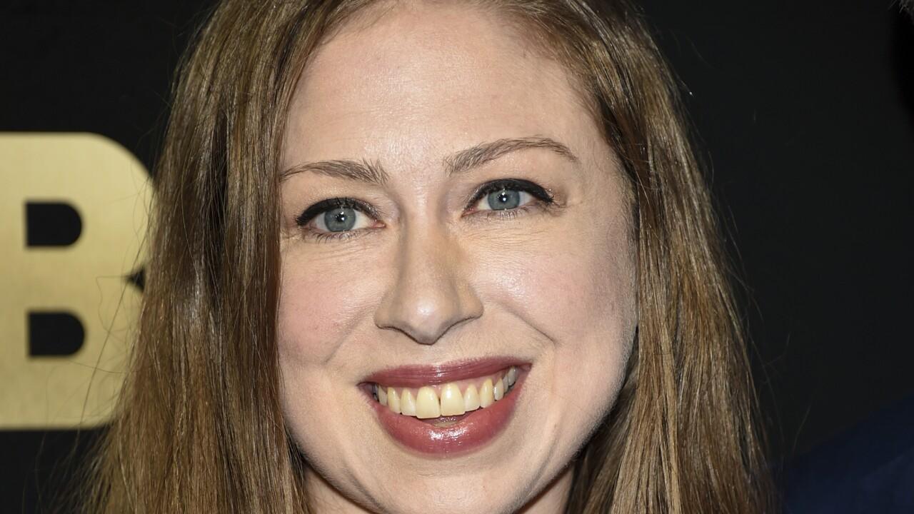 AP IMAGES: Chelsea Clinton