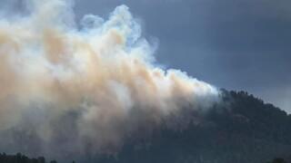 Elephant Butte Fire