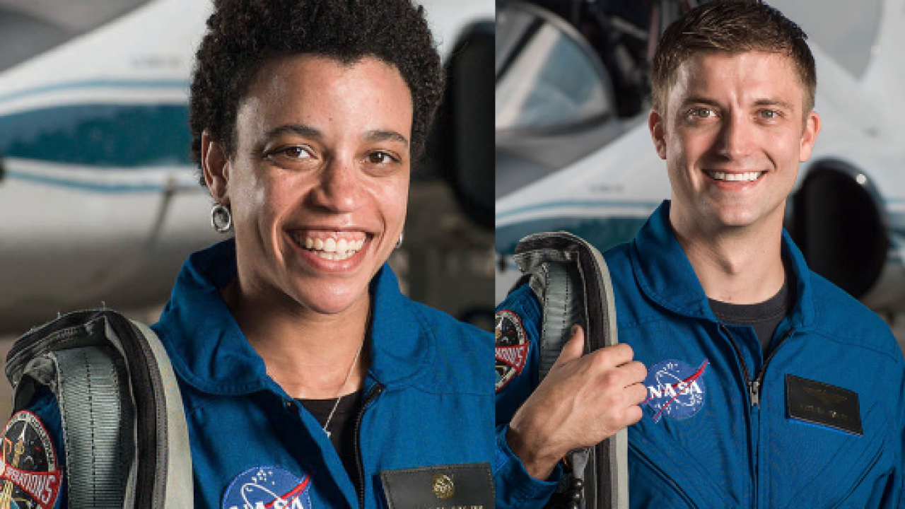NASA's Newest Astronauts