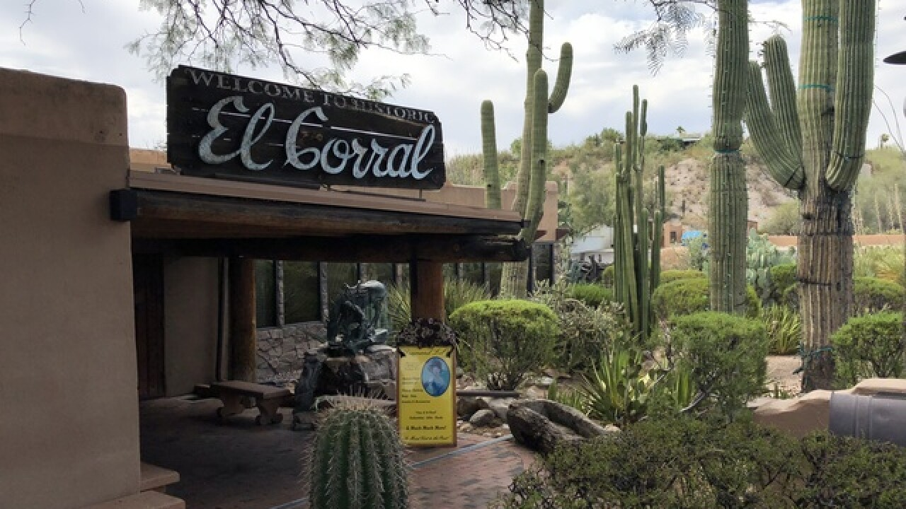 El Corral proving to be 'Absolutely Arizona'