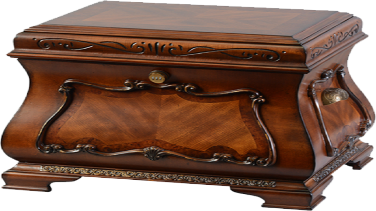 Preserving family memories with a Life Chest