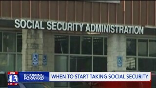 Booming Forward: When should you start taking Social Security benefits?