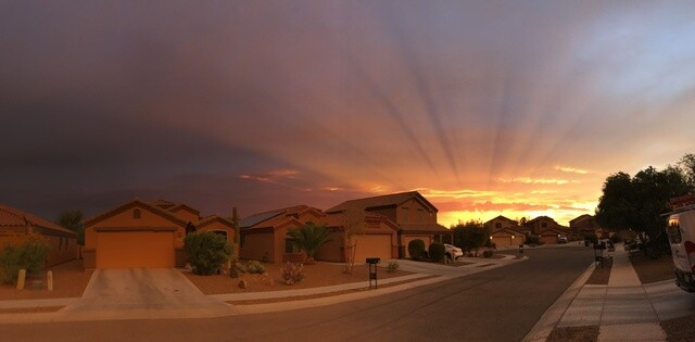 GALLERY : Sunrise and Sunset in Southern Arizona