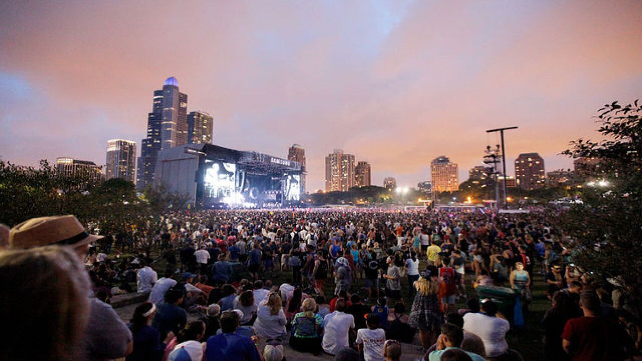 Report: Paddock booked rooms at Lollapalooza