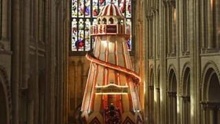 Cathedral Slide