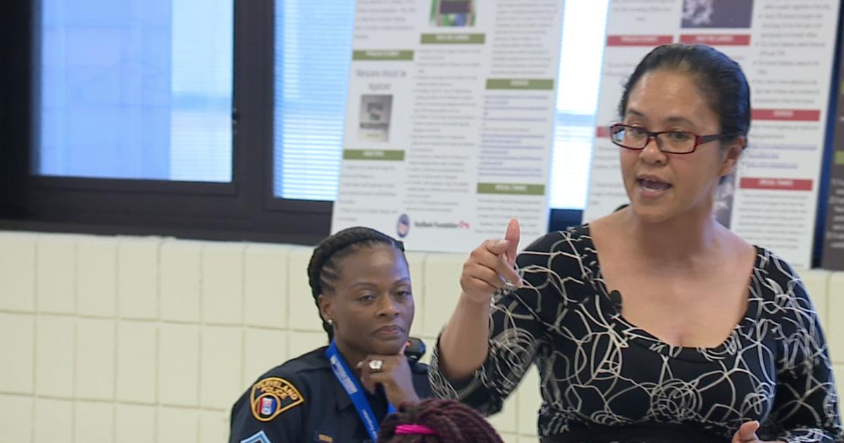 Summer program encourages teens to seek law enforcement jobs