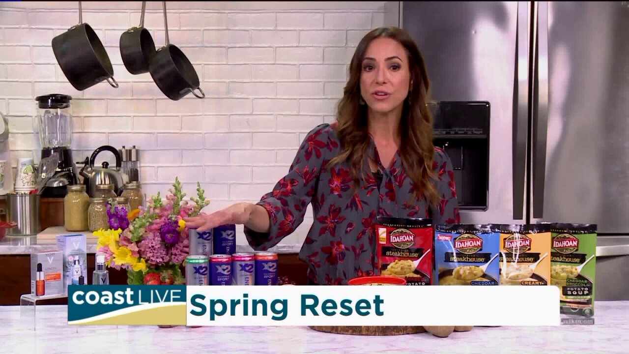 Resetting your routines in time for spring on Coast Live