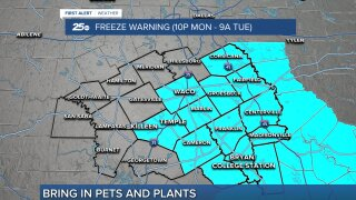 Freeze Warning 11-30