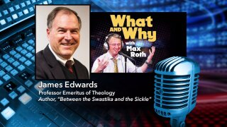 What and Why with Max Roth Podcast: A hero erased from history – Ernst Lohmeyer Between the Swastika and the Sickle, an interview with JamesEdwards