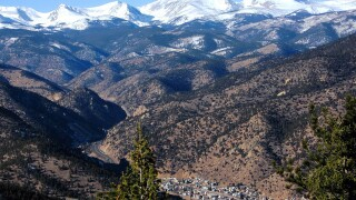 2 hikers found in Idaho Springs Reservoir area
