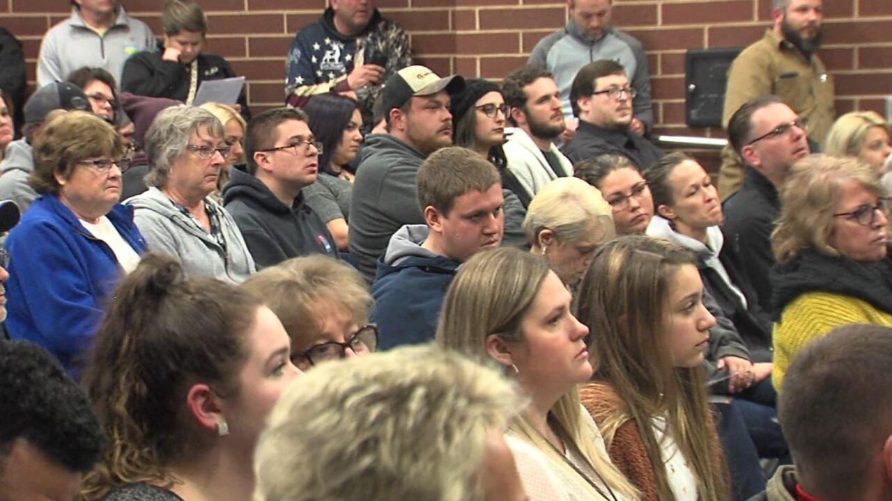 North West Hendricks school board meeting.JPG