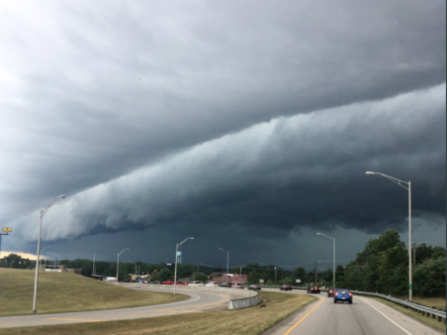 Storms in the Tri-State: July 20, 2019