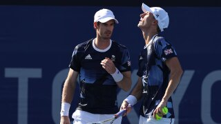 Andy Murray bounced from Tokyo Olympics after doubles loss in quarterfinals