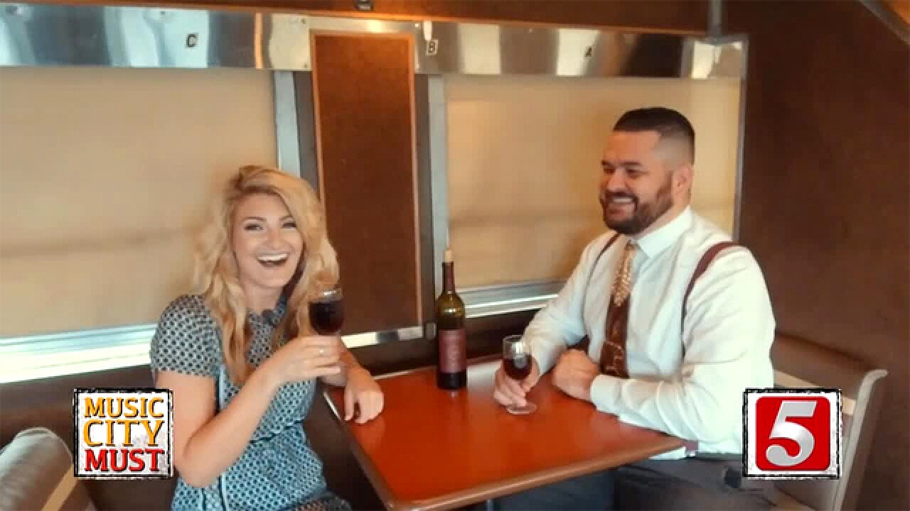 Step Back In Time In Style With Nashville's Wine Train